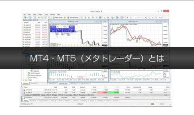 MT4・MT5(メタトレーダー)とは?ダウンロード方法・使い方・インジケーター・自動売買について