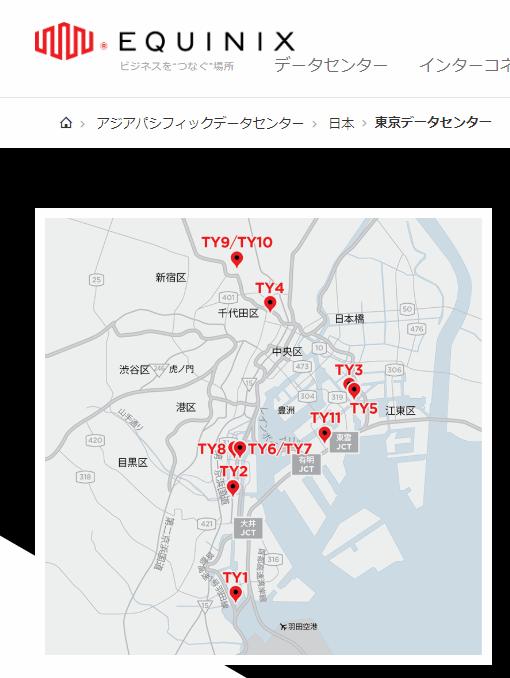 ポイントその1.取引サーバーを東京に設置している海外FX業者を選ぶ